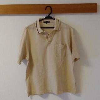 ダックス(DAKS)の(専用)DAKS ダックス 半袖 ポロシャツ ベージュと白(ポロシャツ)