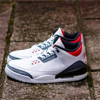 ナイキ(NIKE)のNIKE◆AIR JORDAN 3 RETRO SE-T CO.JP/29cm(スニーカー)