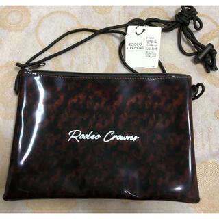 ロデオクラウンズワイドボウル(RODEO CROWNS WIDE BOWL)のポーチ Rodeo Crowns(ポーチ)