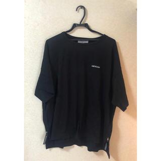 アメリカーナ(AMERICANA)のAmericana 新品未使用タグ付き Ꭲシャツ(Tシャツ(半袖/袖なし))
