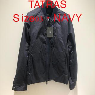 タトラス(TATRAS)のTATRAS ダウンベスト 03サイズ NAVY 新品未使用!(ブルゾン)