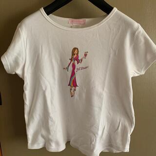ジルスチュアート(JILLSTUART)の【JILL STUART】半袖 ティシャツ (Tシャツ(半袖/袖なし))