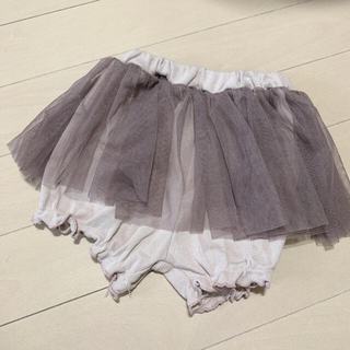 チュールパンツ 韓国子供服(パンツ)