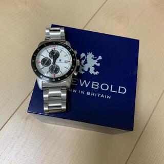 アールニューボールド(R.NEWBOLD)のR.NEWBOLD 腕時計 アナログクオーツウオッチ(腕時計(アナログ))