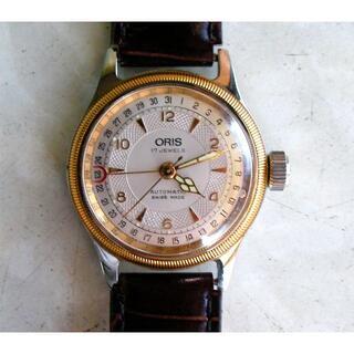 オリス(ORIS)のORIS オリス ポインターデイト ギザベゼル ★ドレスアップ済 送無 e33(腕時計(アナログ))