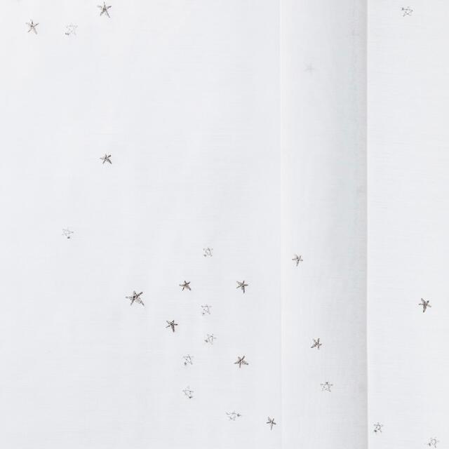 unico(ウニコ)のunico カーテン ポラニー インテリア/住まい/日用品のカーテン/ブラインド(レースカーテン)の商品写真