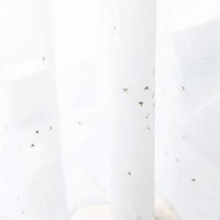 ウニコ(unico)のunico カーテン ポラニー(レースカーテン)