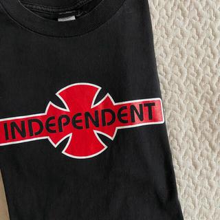 インディペンデント(INDEPENDENT)の【期間限定価格】インディペンデント ロゴTシャツ M(Tシャツ/カットソー(半袖/袖なし))
