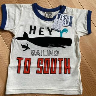 最終値下げ fokids Tシャツ 新品 未使用 タグ付き 80(Tシャツ)