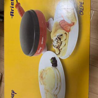 デロンギ(DeLonghi)のデロンギ アリエテ ディズニー クレープメーカー 181J(調理道具/製菓道具)