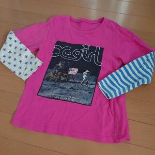 エックスガールステージス(X-girl Stages)の専用☆X-girl stages  ロンT(130cm)(Tシャツ/カットソー)