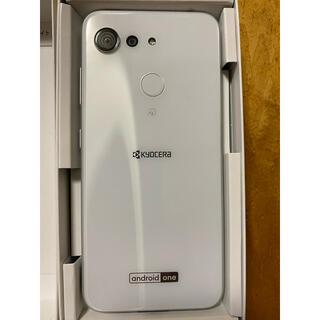 京セラ - Android one S6 新品未使用 kyocera SIMフリー