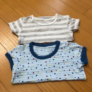 ニシマツヤ(西松屋)の半袖肌着 男児95(下着)