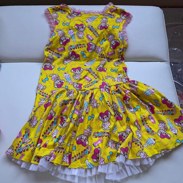 EARTHMAGIC(アースマジック)のアースマジック セットアップ 140 キッズ/ベビー/マタニティのキッズ服女の子用(90cm~)(その他)の商品写真