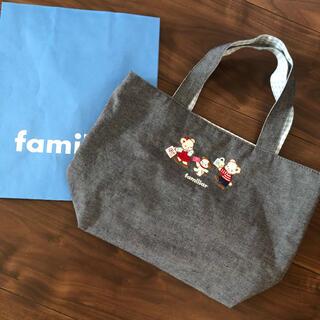 familiar - 新品 ファミリア 阪急百貨店限定品  ミニトートバッグ ペルソナカード