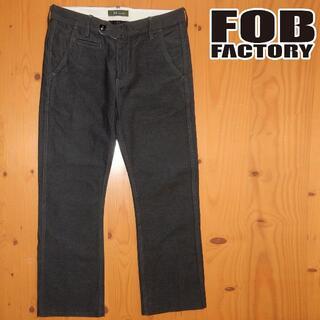 FOB FACTORY (F.O.Bファクトリー)アーミー トラウザー(ワークパンツ/カーゴパンツ)