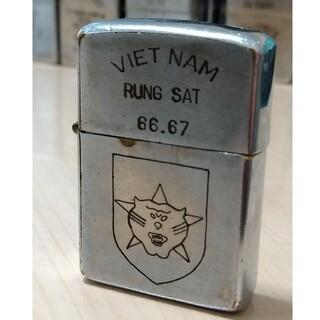ジッポー(ZIPPO)の【ベトナムZIPPO】本物 1966年製ベトナムジッポー ヴィンテージ(タバコグッズ)
