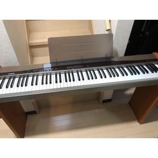 カシオ(CASIO)の美品!CASIO PX-100 電子ピアノ!(電子ピアノ)