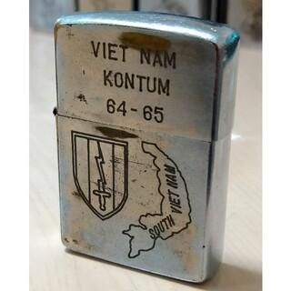 ジッポー(ZIPPO)の【ベトナムZIPPO】本物 1962年製ベトナムジッポー ヴィンテージ(タバコグッズ)