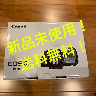 キヤノン(Canon)の【新品未使用】Canon EOS 6D MarkⅡボディ一台(デジタル一眼)