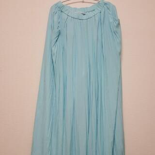 スタニングルアー(STUNNING LURE)のスタニングルアー ガウチョ マキシスカート 水色 サイズ1(ロングスカート)