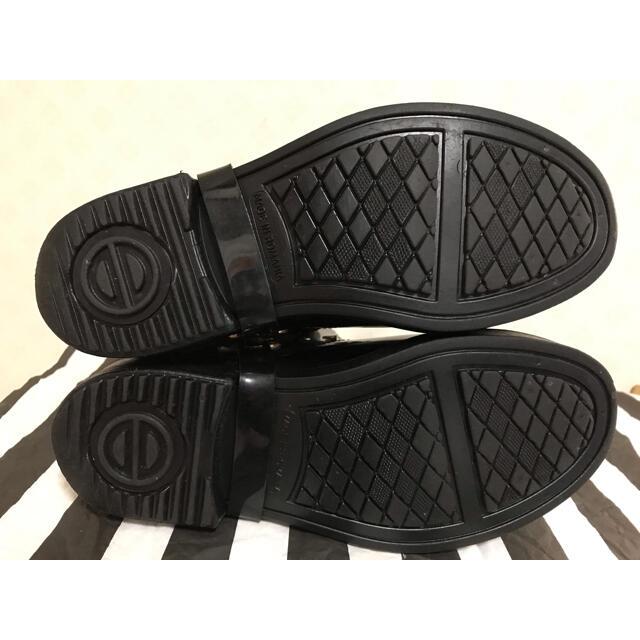 RED VALENTINO(レッドヴァレンティノ)のRED VALENTINO/レッドバレンティノ レインシューズ レディースの靴/シューズ(レインブーツ/長靴)の商品写真