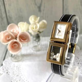 ミキモト(MIKIMOTO)の【動作OK】MIKIMOTO ミキモト 腕時計 パール ウォッチ レディース(腕時計)