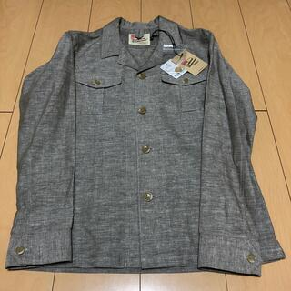 マッキントッシュ(MACKINTOSH)のトラディショナルウェザーウェア オープンカラーシャツ(シャツ)