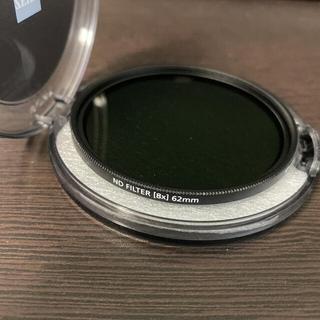 ソニー(SONY)のソニー SONY VF-62NDAM [NDフィルター 62mm径](フィルター)