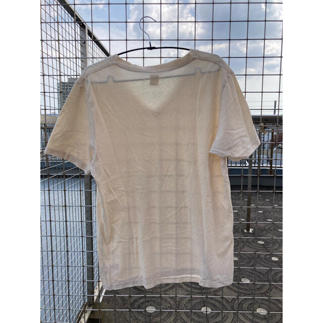wilson(ウィルソン)のWilson ウィルソン vネックTシャツ ベージュ メンズのトップス(Tシャツ/カットソー(半袖/袖なし))の商品写真
