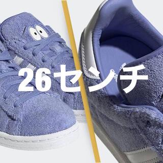アディダス(adidas)のキャンパス 80s サウスパーク タオリー / アディダス/ 26センチ(スニーカー)