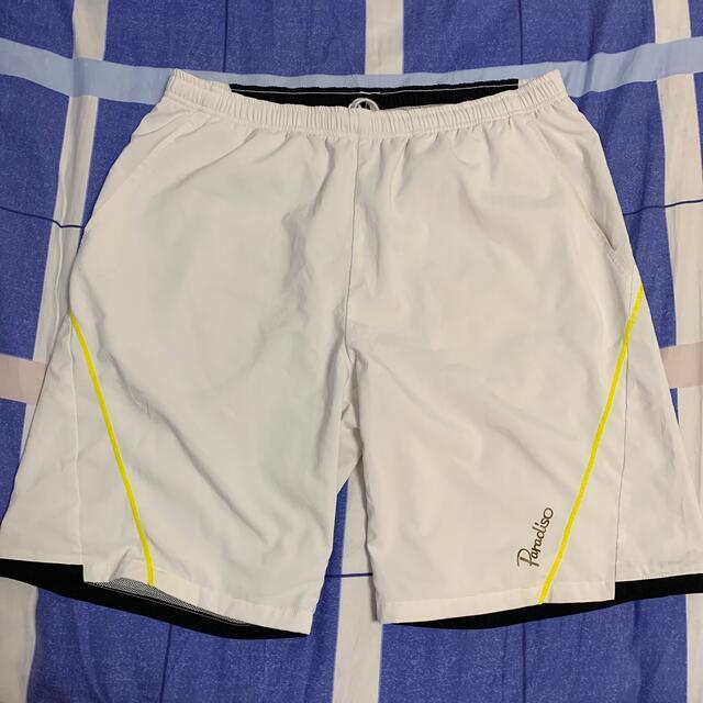 Paradiso(パラディーゾ)のparadiso ズボン スポーツ/アウトドアのテニス(ウェア)の商品写真