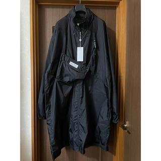 Maison Martin Margiela - 黒44新品 メゾン マルジェラ オーバーサイズ コート カレンダータグ バッグ
