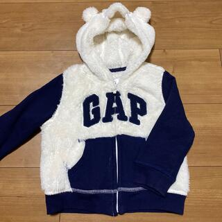 babyGAP - baby GAP  くま耳パーカー