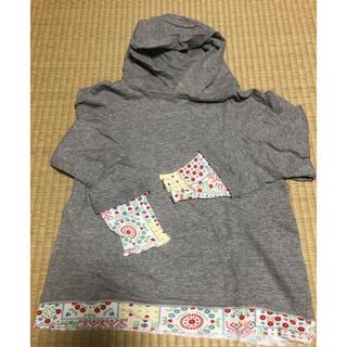 ビームスボーイ(BEAMS BOY)のフード付きロンT(Tシャツ(長袖/七分))
