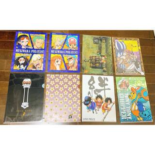 【新品】ワンピース クリアファイルセット(クリアファイル)