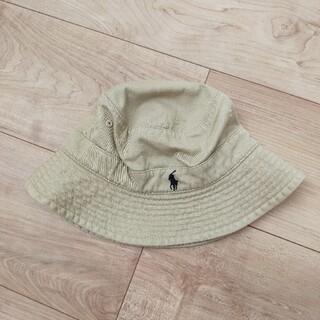 POLO RALPH LAUREN - ラルフローレン  ベビー 帽子 バケットハット 48cm