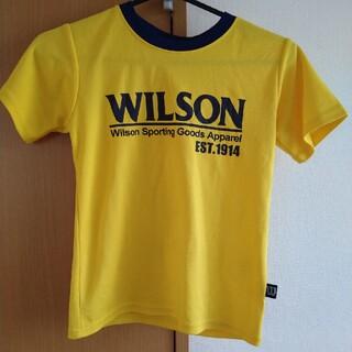 ウィルソン(wilson)の半袖Tシャツ(Tシャツ/カットソー)