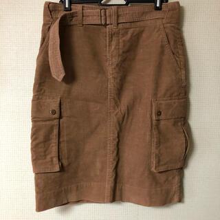 ラルフローレン(Ralph Lauren)のラルフローレン コーデュロイ スカート Lサイズ(ひざ丈スカート)