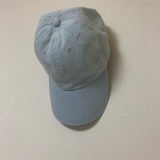 ウィゴー(WEGO)のwego 帽子(キャップ)
