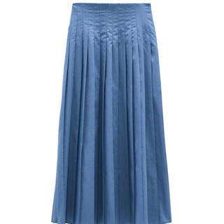 ザラ(ZARA)の試着のみ♡ZARA ボックスプリーツスカート♡ザラ(ロングスカート)