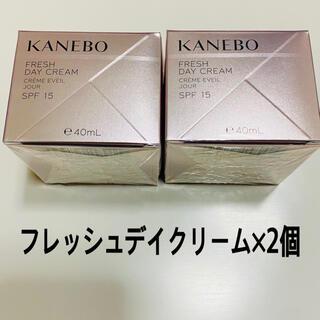 Kanebo - 新品未使用 カネボウ   フレッシュデイクリーム