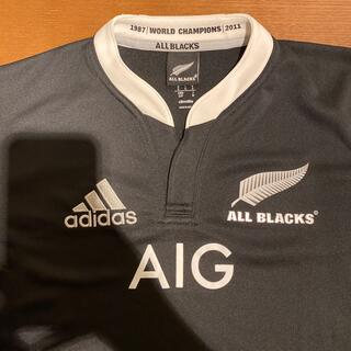 アディダス(adidas)のadidas アディダス  ラグビー ニュージーランド代表 ユニフォーム(ラグビー)