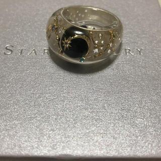 スタージュエリー(STAR JEWELRY)のスタージュエリー アクリルリング(リング(指輪))