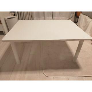 ニトリ(ニトリ)のテーブル ニトリ ローテーブル ハロー ホワイト(ローテーブル)