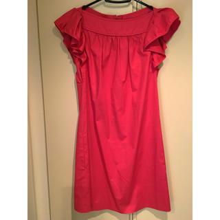レッドヴァレンティノ(RED VALENTINO)のレッドヴァレンティノ ドレス ワンピ(ミディアムドレス)