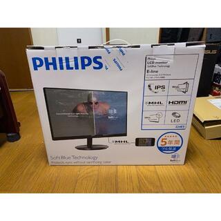 PHILIPS - 美品 PHILIPS モニター 21.5インチ IPS FulHD 224e