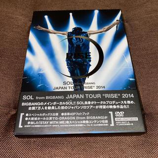 """ビッグバン(BIGBANG)のSOL(from BIGBANG)/SOL JAPAN TOUR\""""RISE(ミュージック)"""