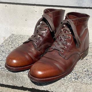 ウルヴァリン(WOLVERINE)のウルヴァリン 1000マイル ブーツ 箱、シューツリー付(ブーツ)