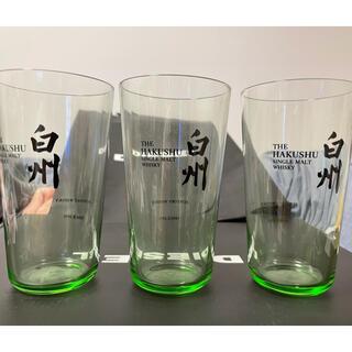 トウヨウササキガラス(東洋佐々木ガラス)の非売品  白州『森香るハイボール』グラス(グラス/カップ)